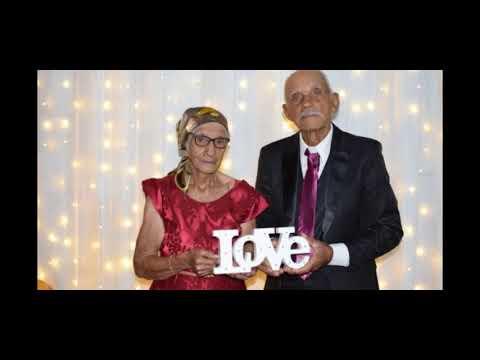 Casal comemora 70 anos de casados em São Francisco do Guaporé.