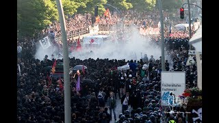 Welcome to Hell - 24mmjournalism on Protests against G20 in Hamburg