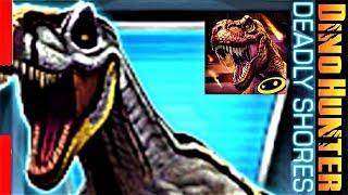Dino Hunter Deadly Shores [Region 13] [Trophy & Juniper Hunts]