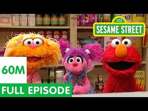 Elmo and Zoe Play The Letter P Game | Sesame Street Full Episode