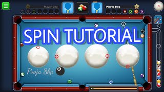 8 BALL POOL SPIN TUTORIAL  HOW TO USE SPIN IN 8 BALL POOL   BASIC 8 BALL POOL SPIN CONTROL  