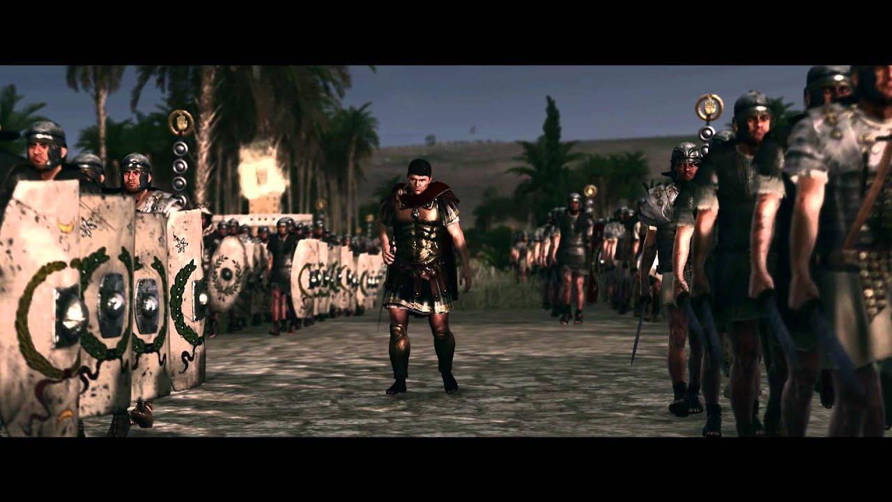 Обложка видео Трейлер #3 Total War: Rome 2