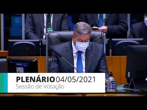 Câmara conclui votação de projeto que define crimes contra o Estado Democrático de Direito –04/05/21
