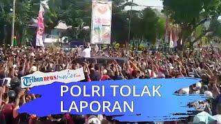 Polri Tolak Laporan Terhadap Jokowi, KMA: Apakah Persamaan Kedudukan di Hadapan Hukum Masih Ada?