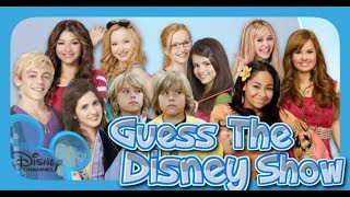 I BET You Don't Know Disney Channel Shows!!! (Live Action)   Can You Guess Them!?!