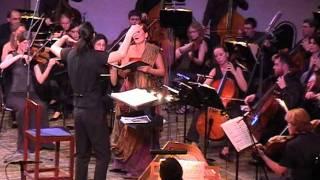 "Theodor Currentzis & Simona Kermes: aria Donna Anna ""Non mi dir, bell'idol mio"""