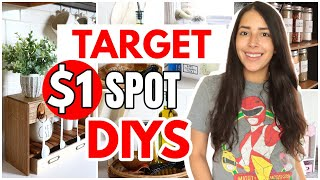 TARGET DOLLAR SPOT DIYS TO TRY THIS 2021 *revamp inexpensive items using DOLLAR TREE products*