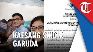 Sindir Garuda, Kaesang Pangarep Unggah Foto dengan Jokowi di Kabin Pesawat