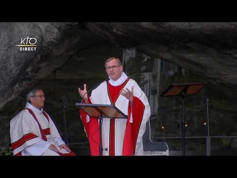 Messe du 19 avril 2020 à Lourdes