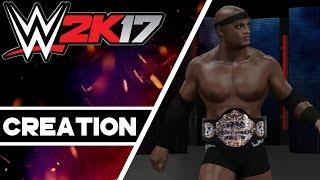 WWE 2K17 Creations: Bobby Lashley (Xbox One)