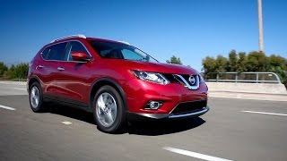 2016 Nissan Rogue - Review and Road Test