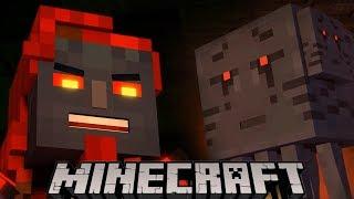 ЗАКЛЮЧЕННАЯ Х - Minecraft: Story Mode Season 2 #8