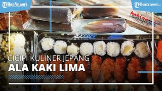 Kuliner Jepang di Jakarta Dijual di Kaki Lima, Kokinya Mantan Chef Hotel Bintang 5
