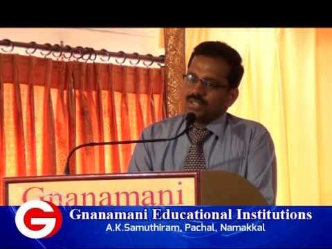 Gnanamani Institute of Management Studies video cover3