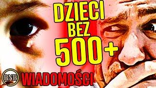 ZABRALI 500+! Polacy za granicą BEZ POMOCY na DZIECI | WIADOMOŚCI
