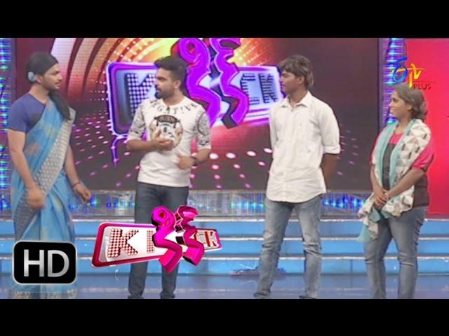 Kick – 26th August 2016 – Full Episode | ETV Plus Game Show Kick Anchor Pradeep