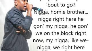 Sing About Me, I'm Dying Of Thirst - Kendrick Lamar (Lyrics)