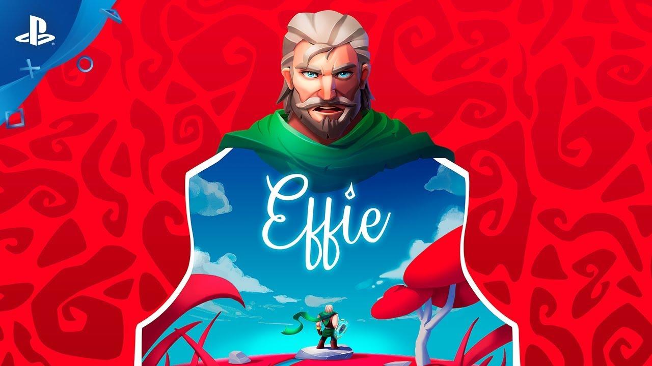 Nuestras primeras impresiones de Effie, título de PlayStation Talents