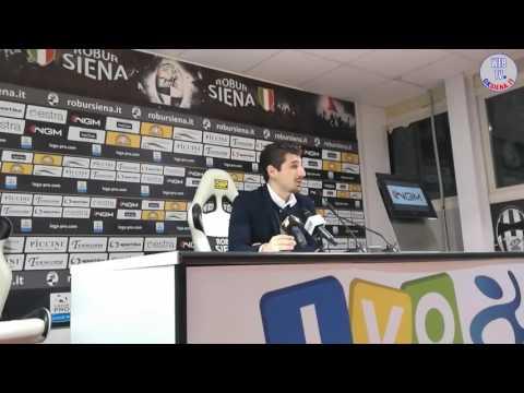 Robur Siena Lucchese - Interviste 2016