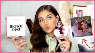 Thank U, Next By Ariana Grande Fragrance Unboxing | Amber Greaves