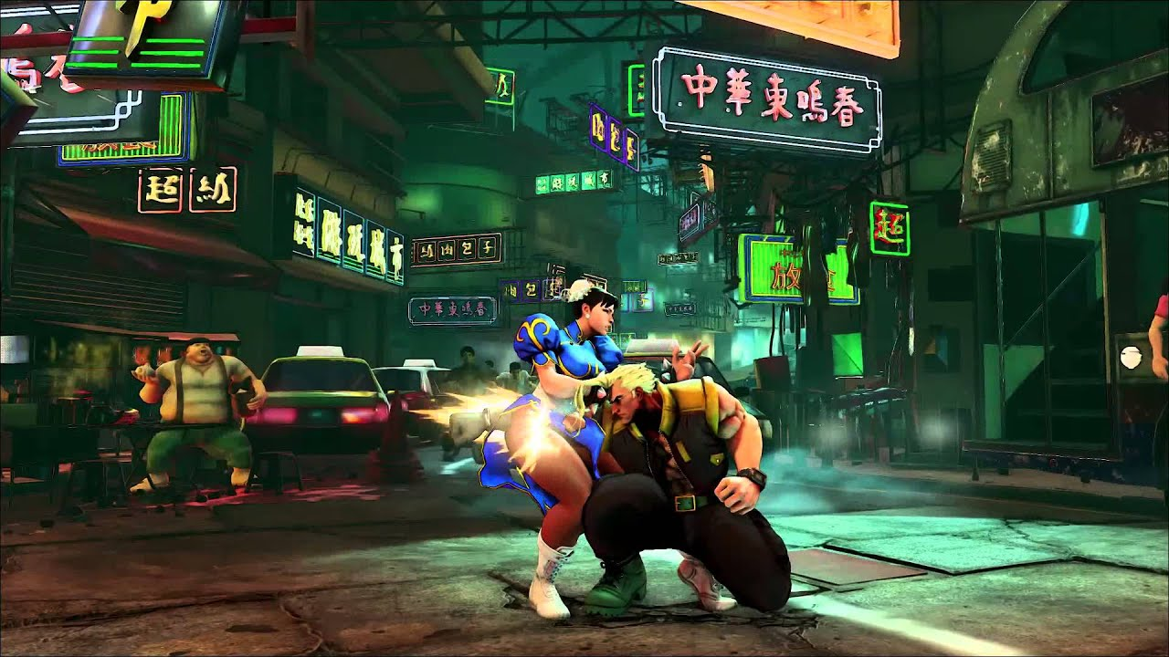 Street Fighter V – Ritorna Nash!