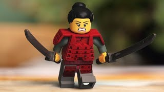 LEGO Minifigures Series Animation Video Compilation ! Series 14, 15, 16, 17 and 18