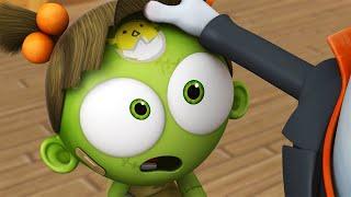 Spookiz | ¿QUIÉN LE HIZO ESTO A ZIZI? | Dibujos animados para niños | WildBrain
