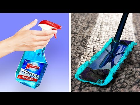 20 Unusual But Super Neat Stain Removal Hacks