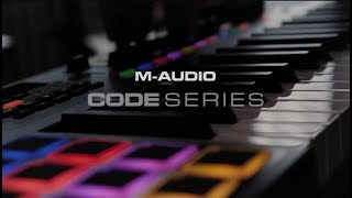 M-audio Code 49 Black - Video