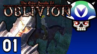 [Vinesauce] Joel   The Elder Scrolls IV: Oblivion ( Part 1 )
