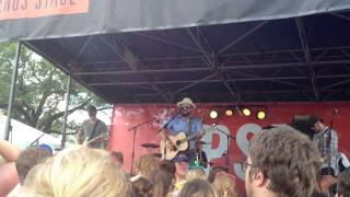 """Drew Holcomb & The Neighbors """"Nothing But Trouble"""" (FPSF 2014)"""