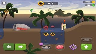 NEW ZOMBIE CATCHERS Gameplay Walkthrough Level 22, 23 No Hacks or Cheats Android/ iOS