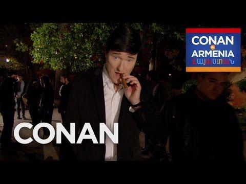 Conan v Arménii #3: Role v telenovele a arménská seznamka