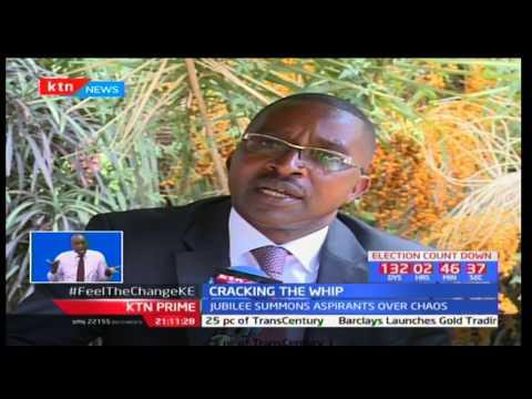 KTN Prime Full Bulletin with Sophia Wanuna and Ben Kitili 28/3/2017