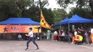 香港功夫表演20190217李思敏1