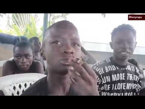 Watch The 11 Year Old Eiye Confraternity Hitman