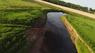 Near Gartocharn by Loch Lomond Full HD FPV Drone Flight Footage