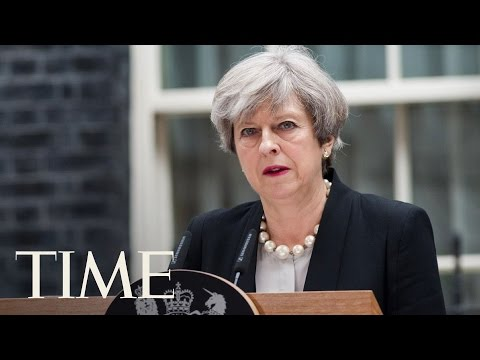 British Prime Minister Theresa May's Remarks On The Manchester Attack | TIME