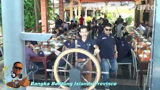 preview picture of video 'FEGA Cafe - Biosafe Belitung Tour 2014'