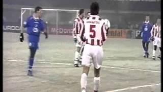 Dinamo Zagreb - Olympiakos Piraeus / 1:1 / 1998