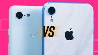 Apple iPhone XR vs Google Pixel 3: Can Apple Answer? (Camera)