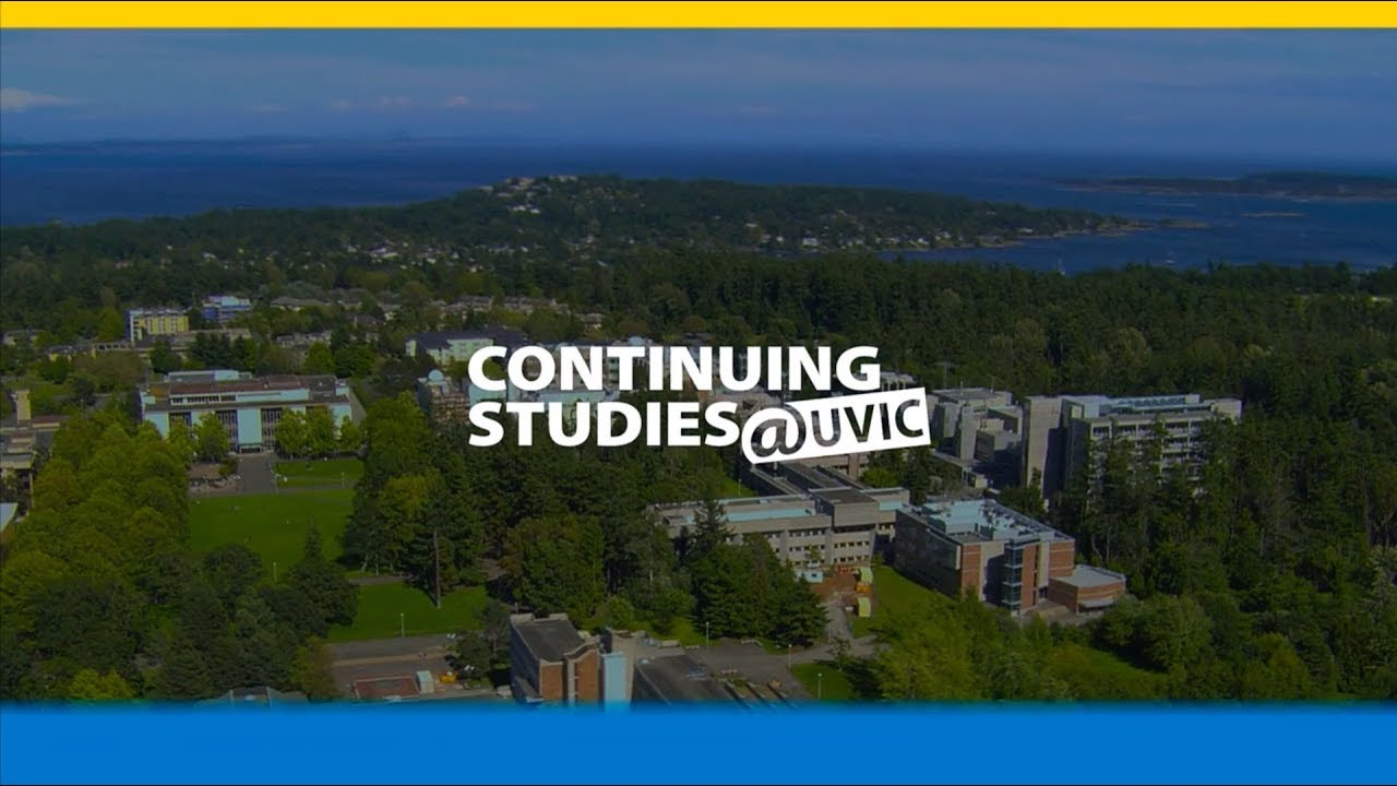 Video - What makes Continuing Studies at UVic different?