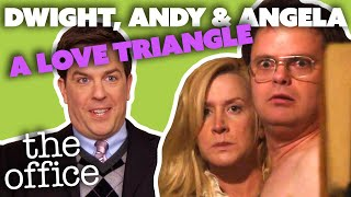 Dwight, Angela and Andy: A Love Triangle - The Office US