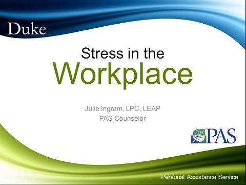 mp4 Managing Employee Stress In The Workplace, download Managing Employee Stress In The Workplace video klip Managing Employee Stress In The Workplace