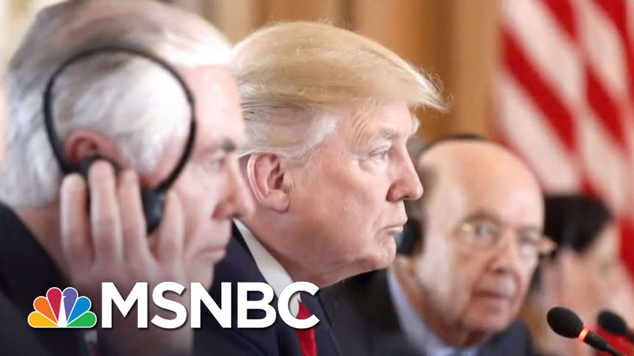 How Two Weeks In July Transformed The White House | Morning Joe | MSNBC thumbnail