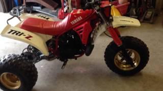 Yamaha Tri-z 250 1986