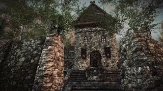 The Most Atmospheric 2019 Modded Skyrim?  (1440p 60fps)
