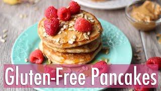 The Best Gluten Free Fluffy Pancakes Ever! | Healthy Breakfast Recipe