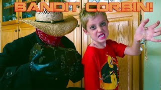 Saving Corbin from the Bandits!