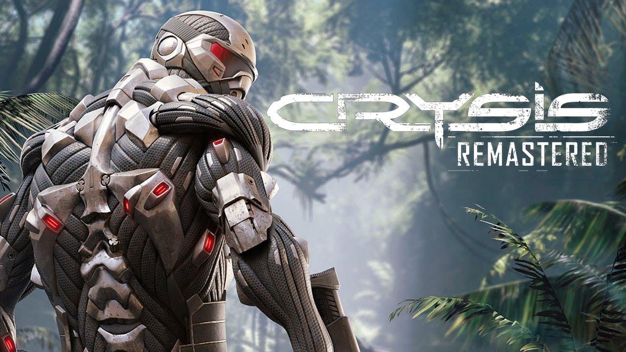 Анонсирующий трейлер игры Crysis Remastered